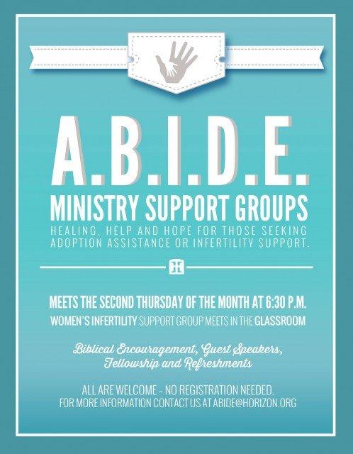 A.B.I.D.E. Ministry